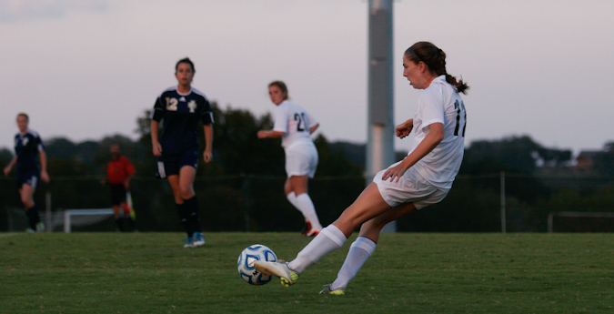 Jakszta named Honorable Mention NSCAA Academic All-South Region