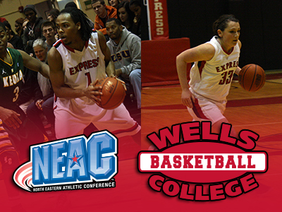 Men's and Women's Basketball To Compete In NEAC Postseason Play