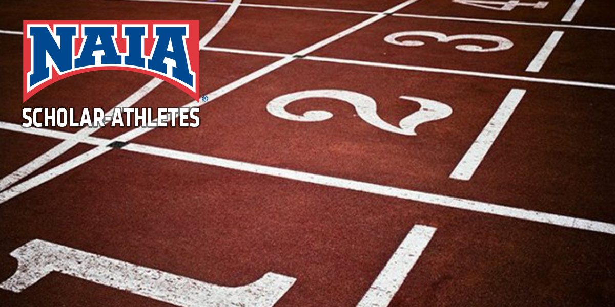 Four Evangel Track and Field Athletes Named Daktronics NAIA Scholar-Athletes