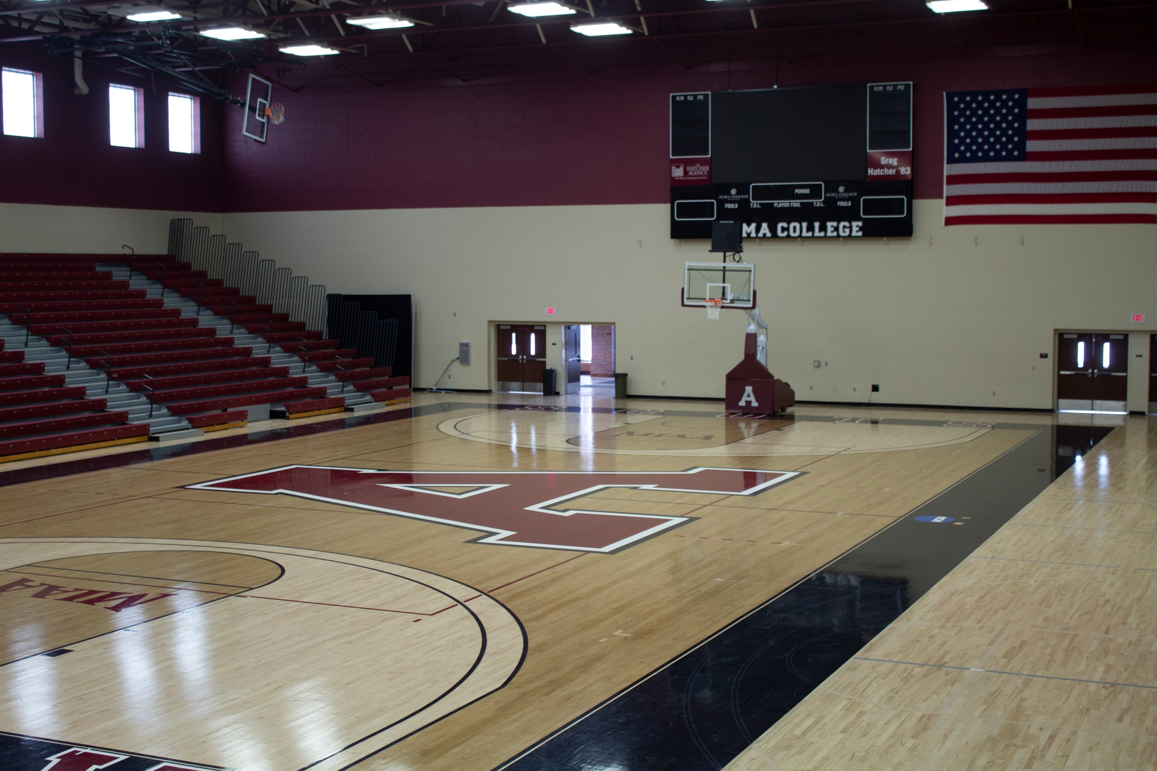 Alma College Announces Spectator Policy for Indoor Athletic Events