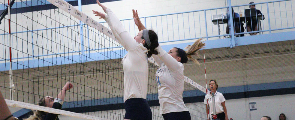 Lasell Drops Two in Tri-Match with Rivier and Rhode Island College