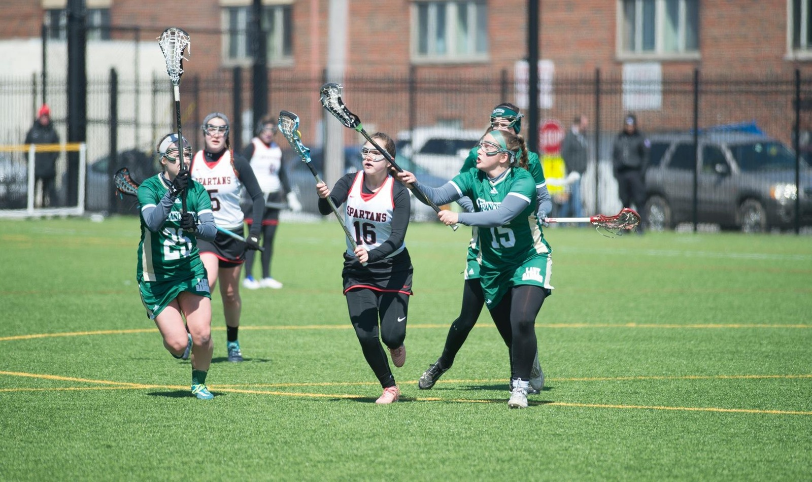 Canton Takes Down D'Youville in Women's Lacrosse