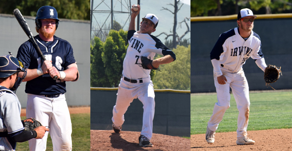 Baseball players Joy, Stevens, Odekirk named all-conference