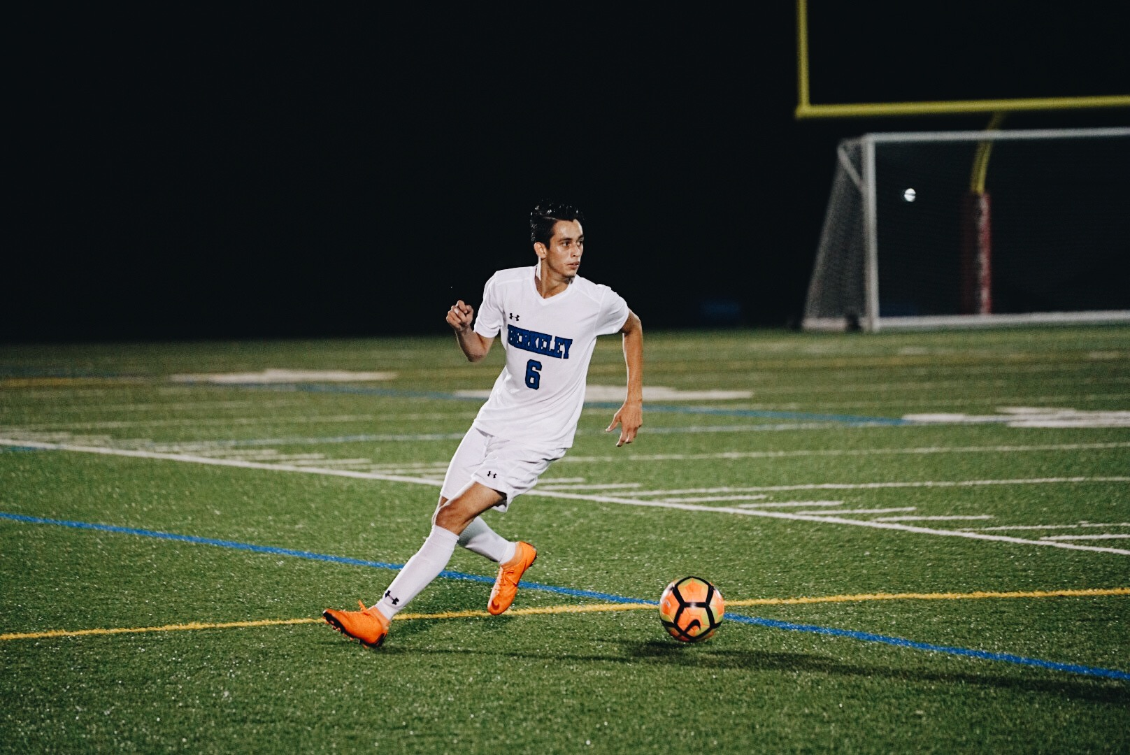 Men's Soccer: Berkeley 2, SUNY-ESF 0