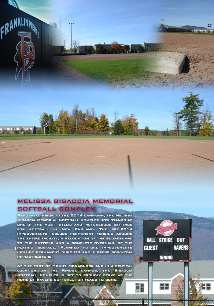 Melissa Bisaccia Memorial Softball Complex