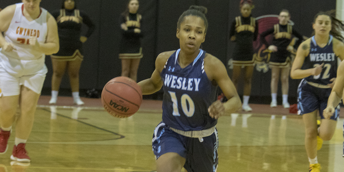 Women's Basketball upended by Immaculata in Atlantic East action