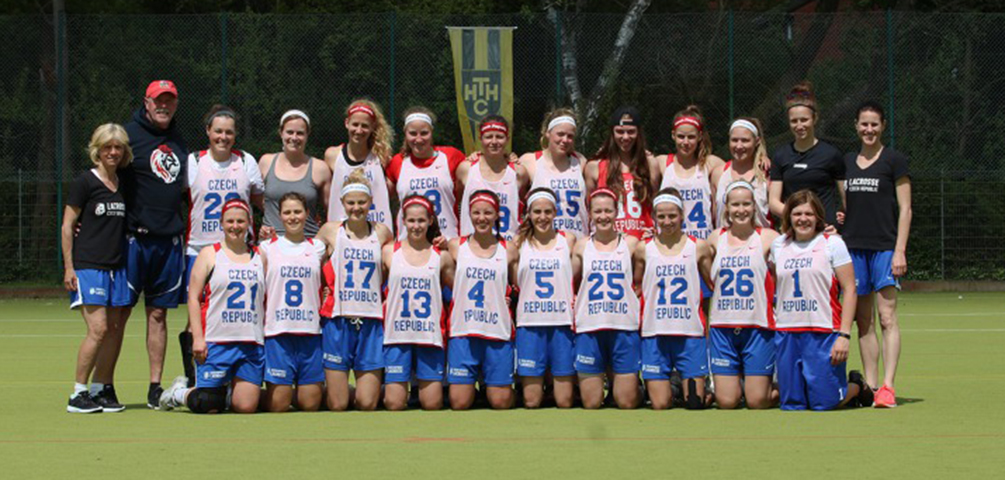 Coach Mraz Leads Czech Republic Women's National Team to HLC-Five Nations Cup