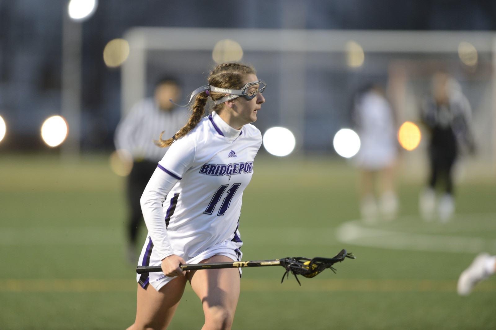 UB Women's Lacrosse Breezes To Fourth Win In A Row At Post Topping The Hosts, 21-7
