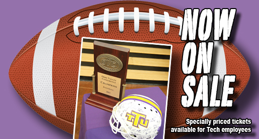 TTU employee discount available for Golden Eagle football season tickets
