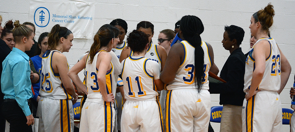 Concordia Women's Basketball Edges Dominican (N.Y.) for Second Straight CACC Win, 68-65