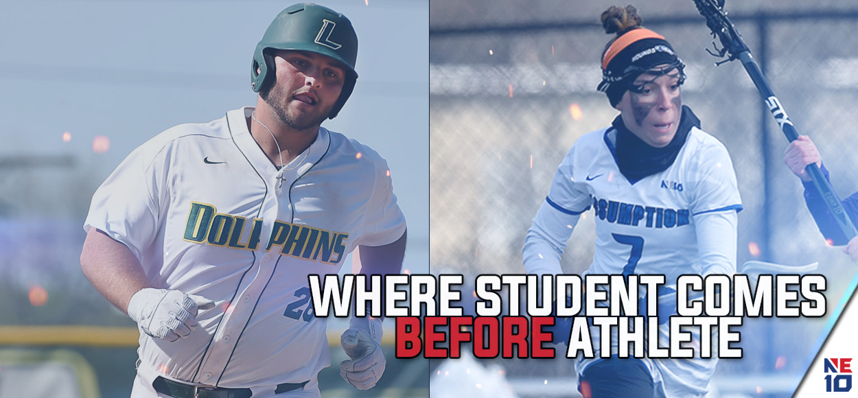 Embrace the Learning: NE10 Announces Spring Academic All-Conference Teams