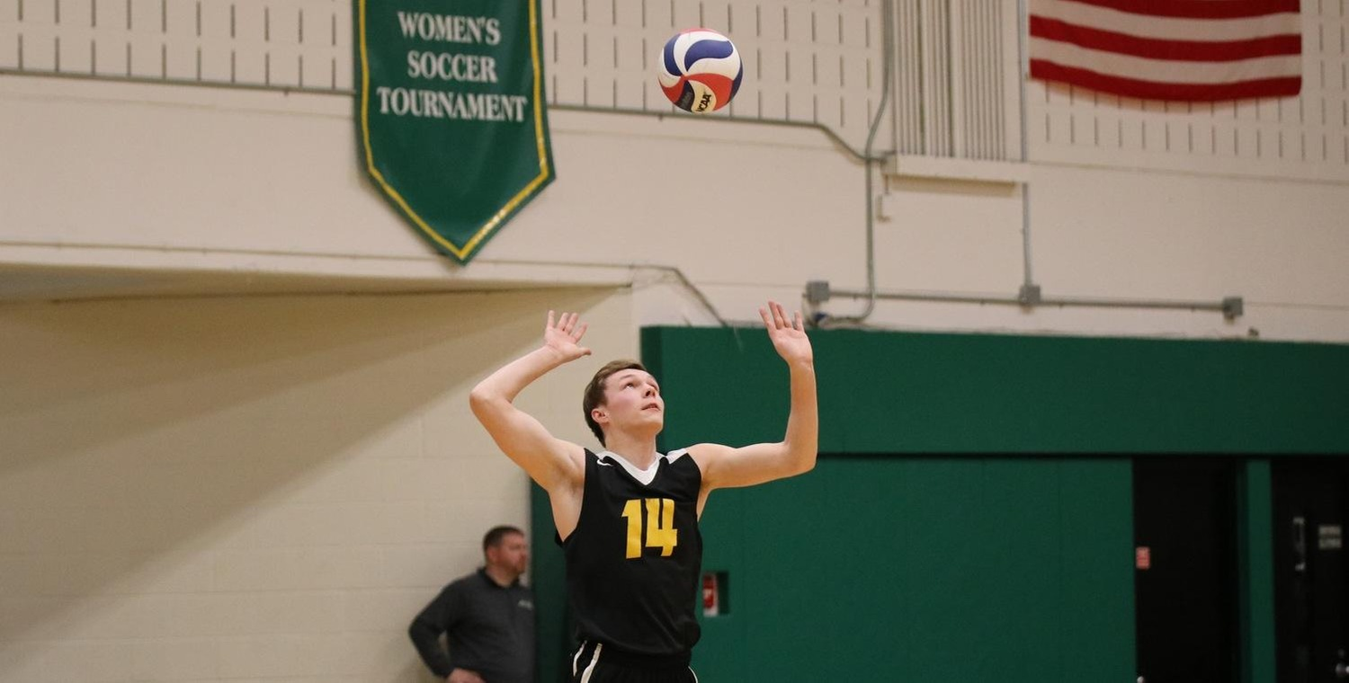 Men's Volleyball Falls at Penn St.-Altoona