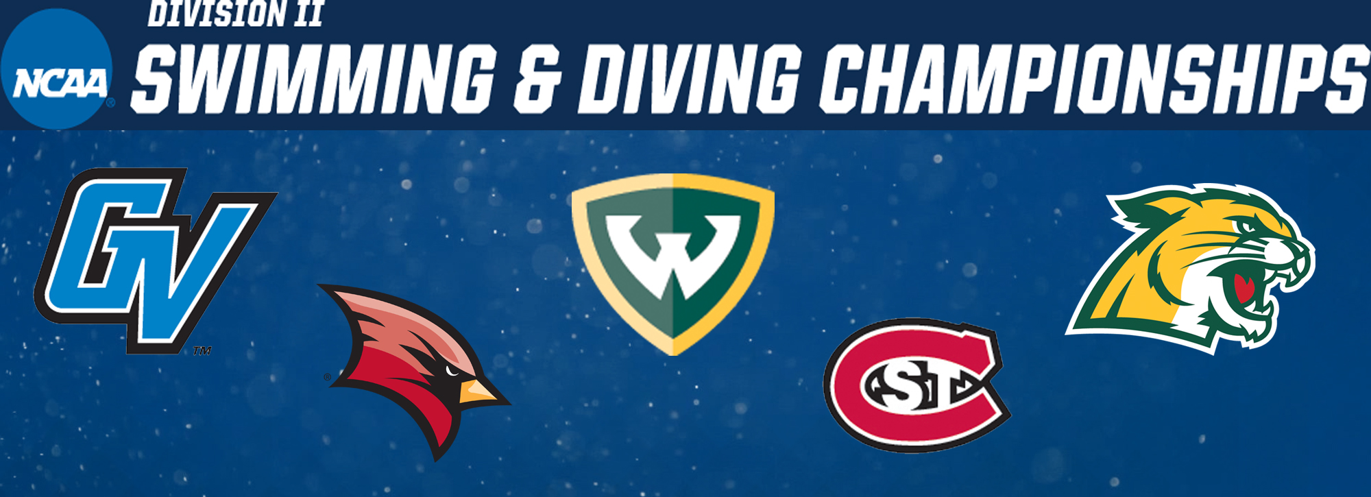 2019 NCAA Swimming & Diving Championships begin today in Indianapolis