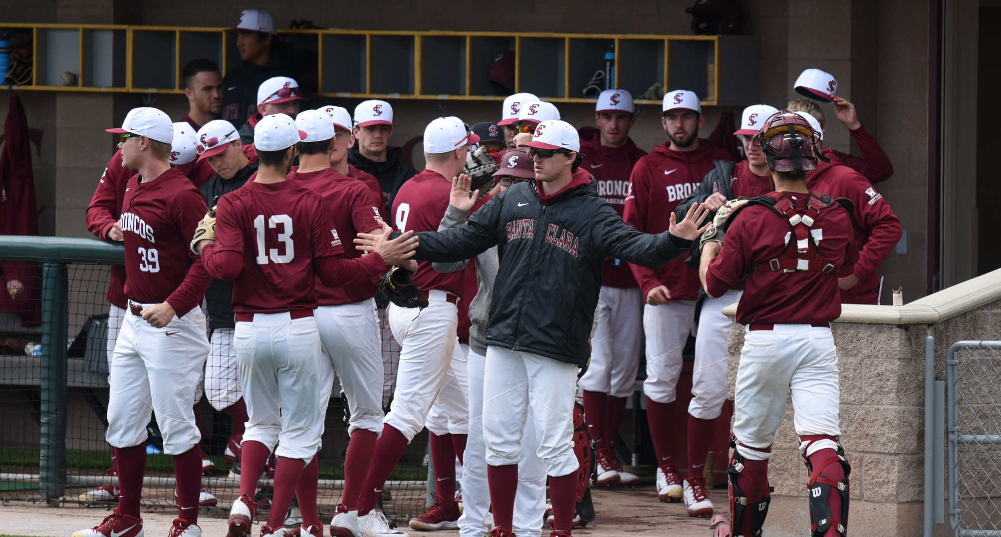 Baseball Loses Series Finale to Omaha on Sunday