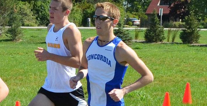 Men's Cross Country begins season with home dual meet