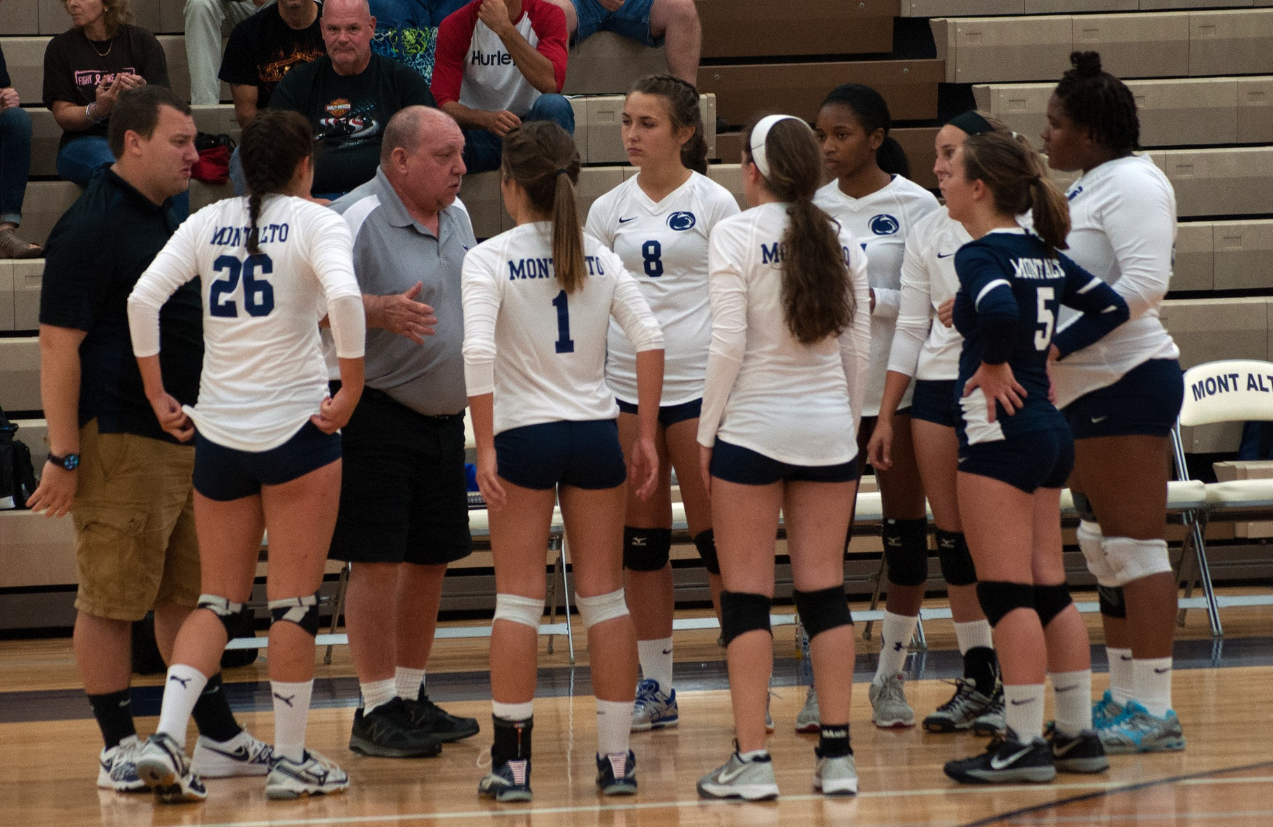 Volleyball Opens the Season with an Epic Back And Forth Win Over Wilson College