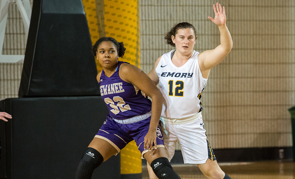 Emory Women's Basketball Battles Rochester On The Road In UAA Opener