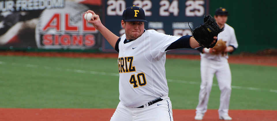 Ben Sprinkle earned his first career win against DePauw (photo courtesy of Kris Leming)