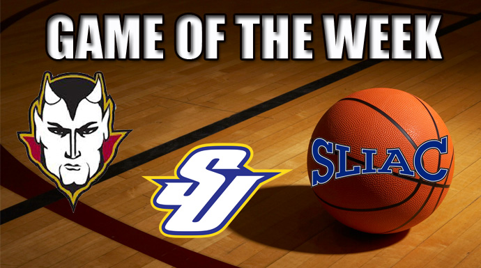 SLIAC Game of the Week - Eureka at Spalding