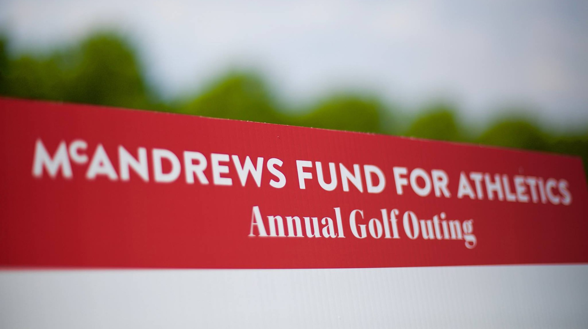 Register for 21st annual McAndrews Fund Golf Outing on June 8, 2019