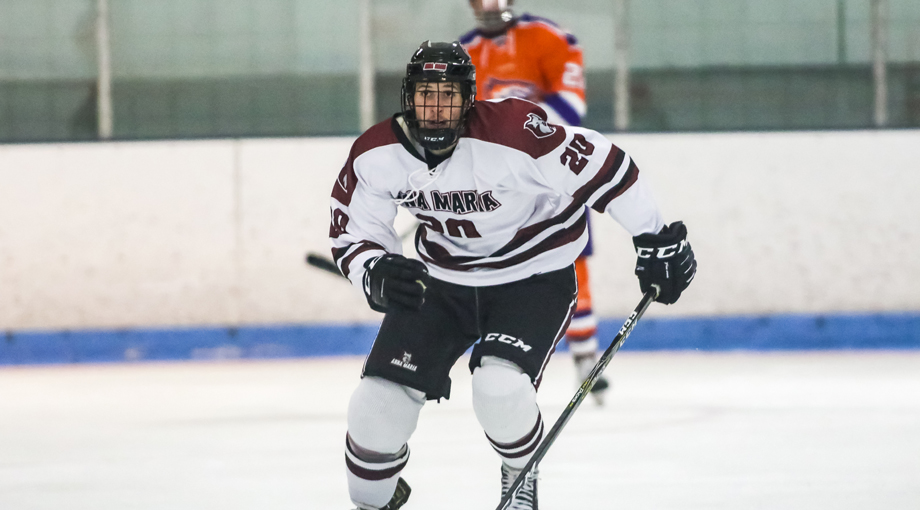Men's Hockey Falls Short to Worcester State