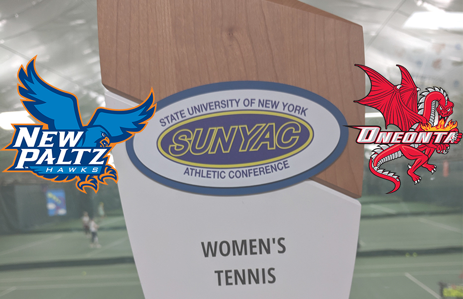 New Paltz and Oneonta set to play for 2019 SUNYAC Tennis Title