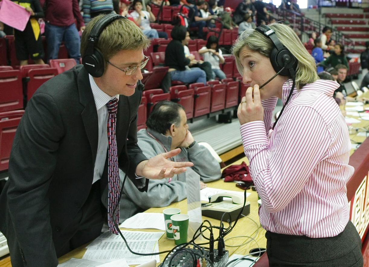 Women's Basketball Announces Senior John Nash Will Serve as Play-By-Play Announcer