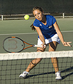 Gauchos' Preseason Continues at ITA West Regionals