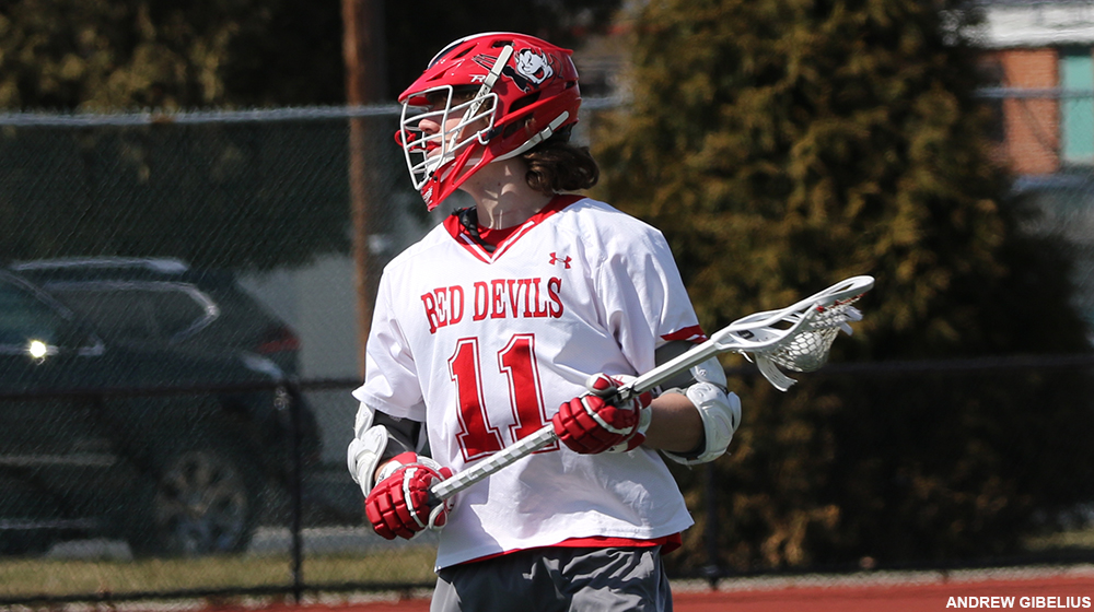 #9 Red Devils Hold Off Haverford 12-7