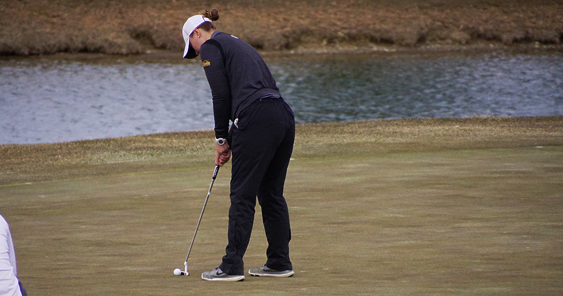 Women's Golf Finishes Fourth at G-MAC Fall Invitational