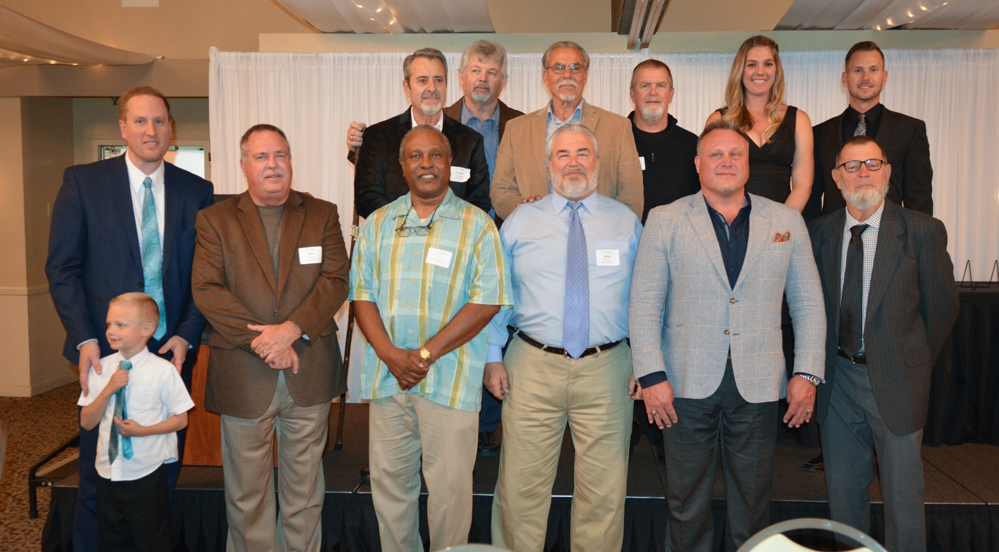 La Verne inducts Athletics Hall of Fame Class of 2017
