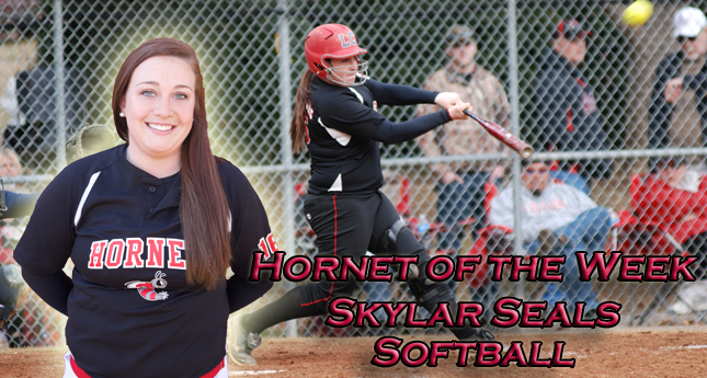 Q and A with Hornet of the Week Skylar Seals
