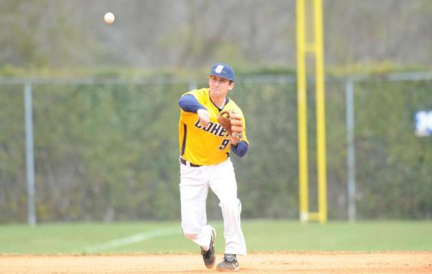 Baseball Squad Eager for Playoff Run