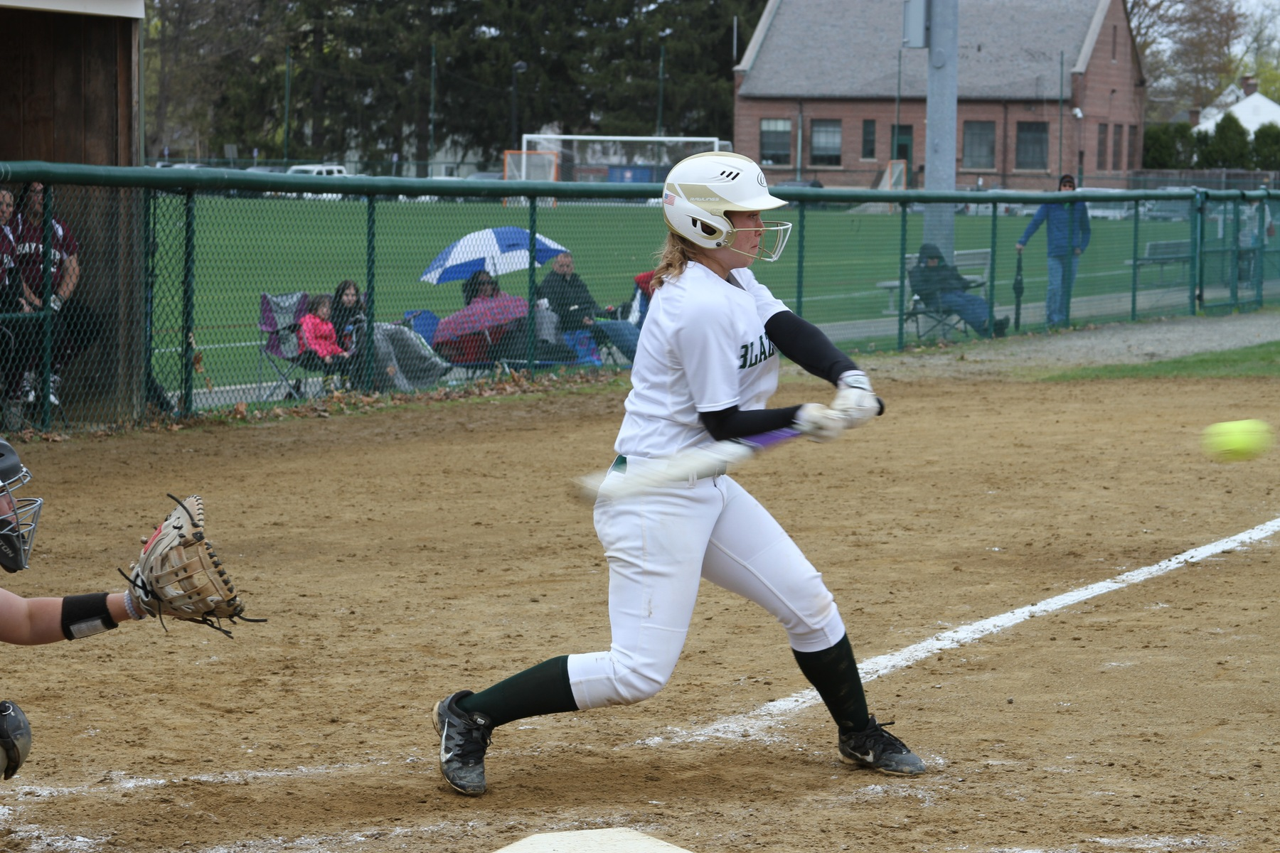 Softball Clubs Southern Vermont In NECC Sweep