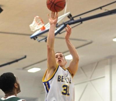 Warech, Cambronne Help St. Michael's Cool Off Bentley, 67-59