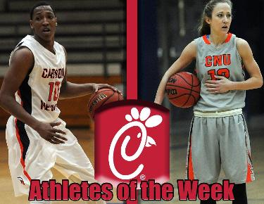 Clark, Brooks nab Chick-Fil-A Athlete of the Week honors