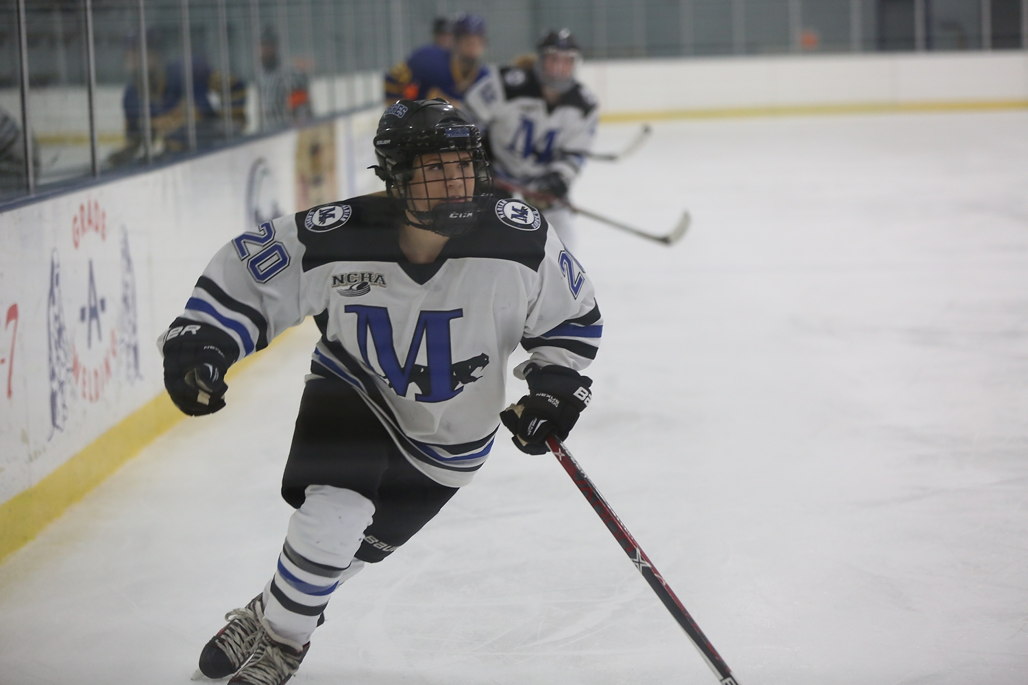 Marian women's hockey skates away from Finlandia