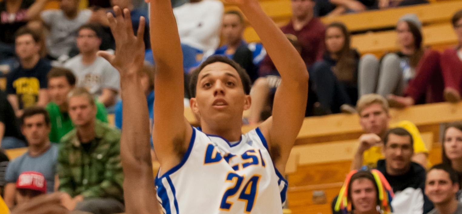 Gauchos Roll Past Ice-Cold San Diego, 57-39