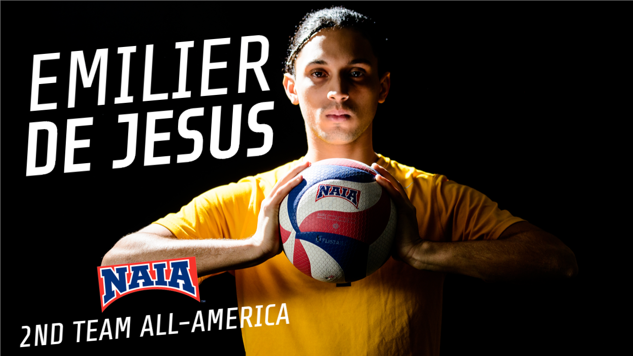 Emilier De Jesus Adds NAIA Second Team All-America Honor to Resume