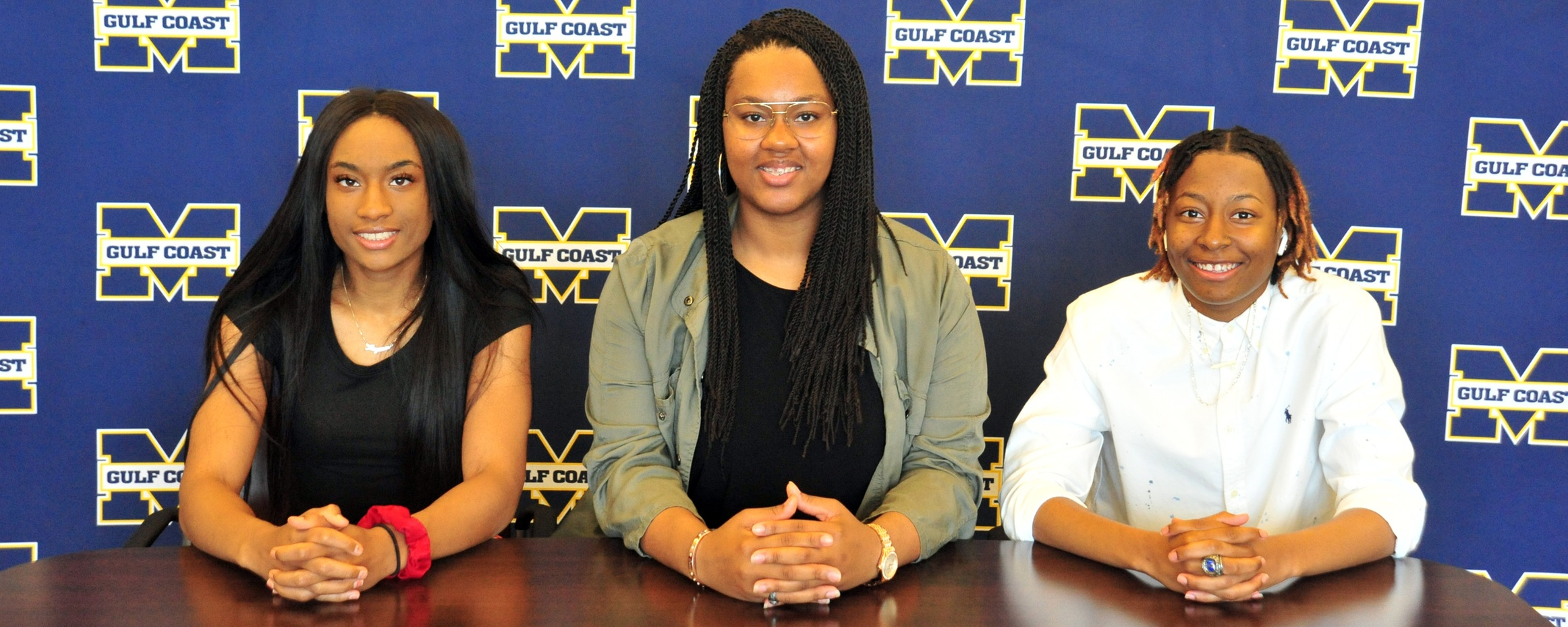 McCullah, Howard, Thigpen sign with D-I schools