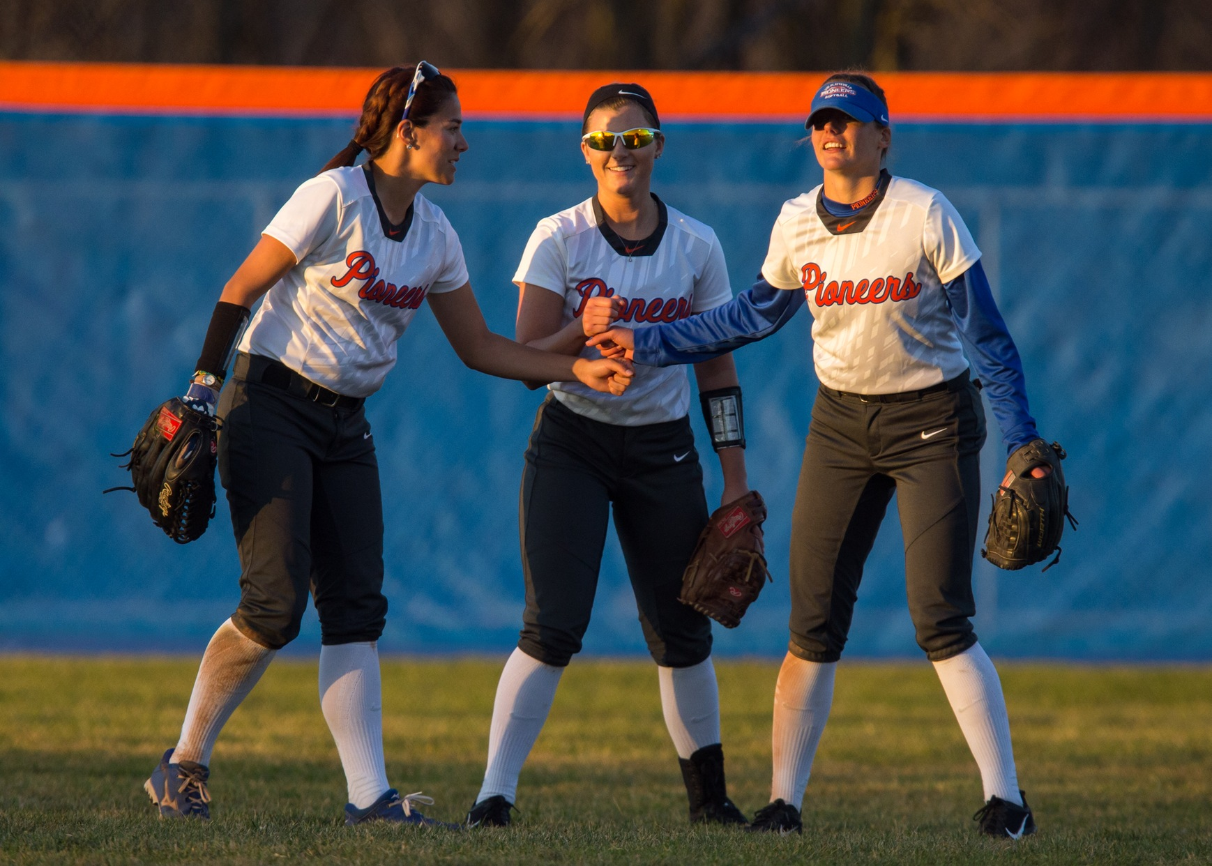 Softball wins, surpasses last year's total