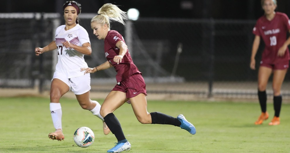 No. 19 Women's Soccer Heads to Wake Forest