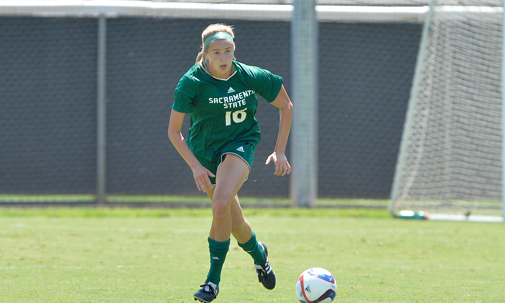 WOMEN'S SOCCER OPENS BIG SKY PLAY WITH 2-0 SHUTOUT WIN AT SOUTHERN UTAH