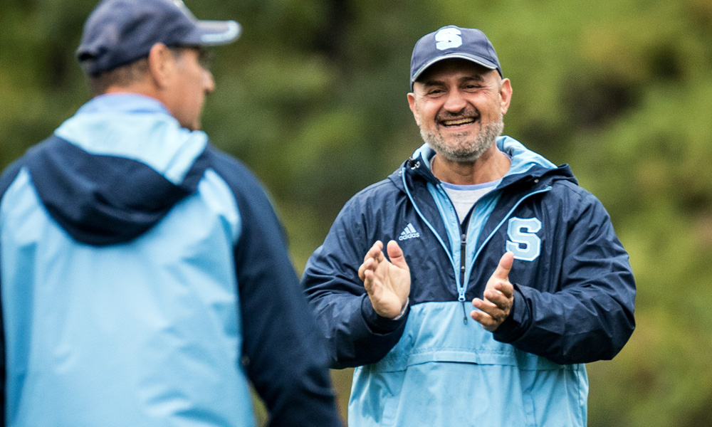 Men's rugby sees coaching change with Moniz handing program to Bria