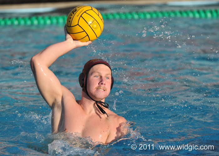 Bronco Water Polo Unable to Take Down No. 10 UC San Diego