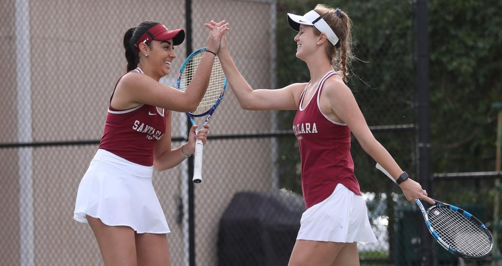 Women's Tennis Opens Conference Play on the Road This Weekend