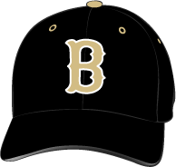 Butte College Roadrunners Hat with Logo