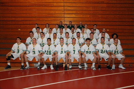 2010 Men's Lacrosse Season Recap