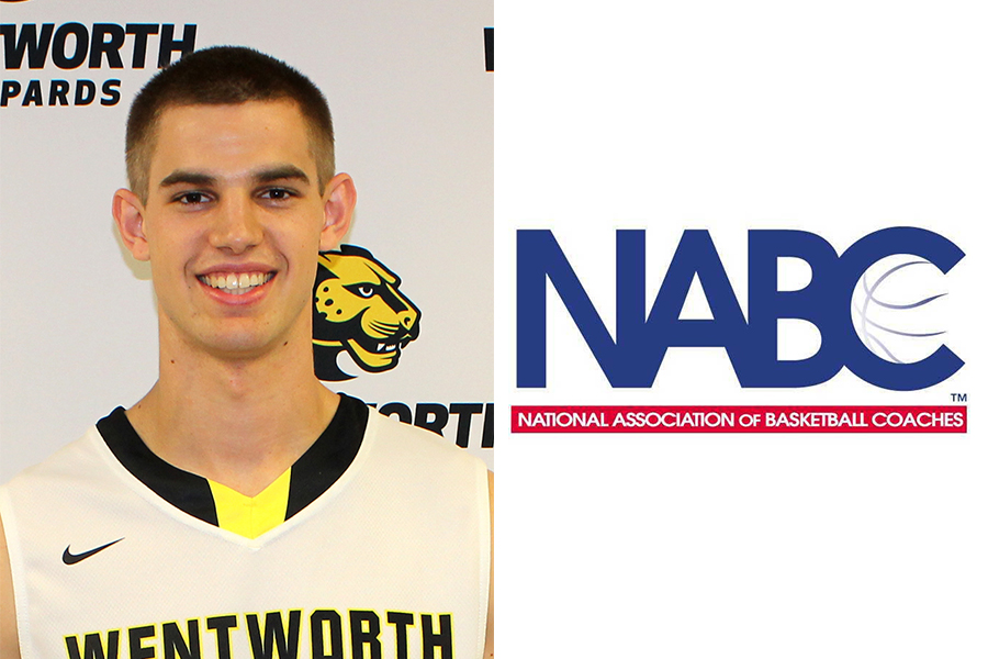 Romich Earns Spot on NABC Honors Court