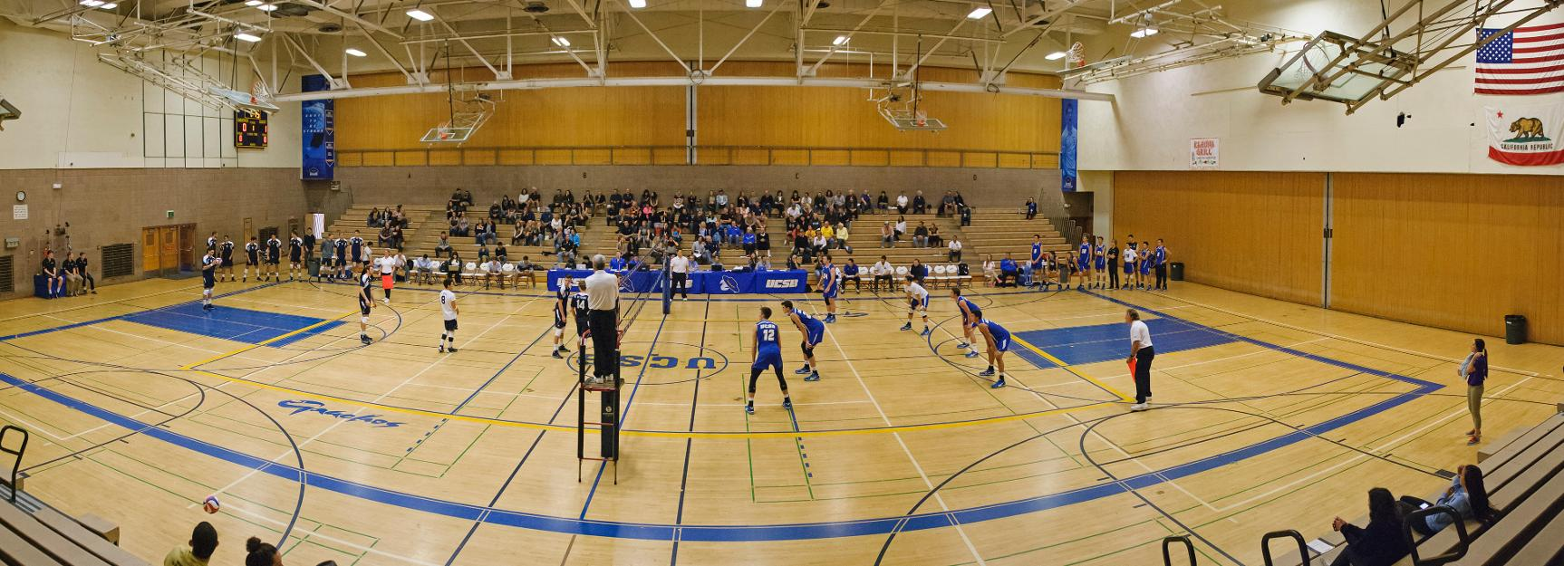 UCSB Athletics to Distribute Student Tickets For Saturday's Men's Volleyball Playoff Match